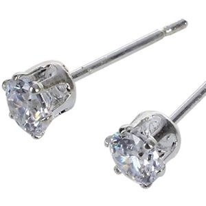 Jewelry - Princess Diamond Studs
